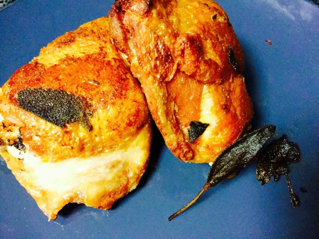 LCHF Duck Fat Fried Chicken