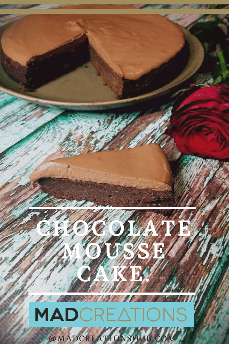 Mad Creations Sugar Free Keto Mousse Cake