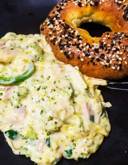 Mad Creations Bacon & Broccoli Cheese Dip