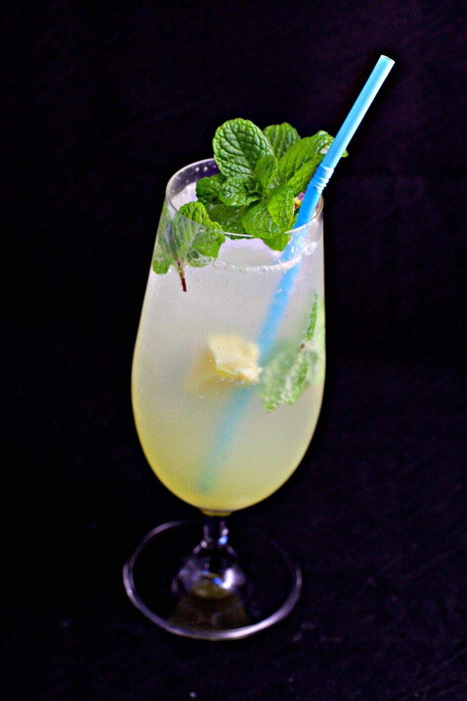 Mad Creations Lemon Ginger Soda
