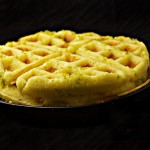 Mad Creations Buttery Jalapeno Almond Keto Waffles
