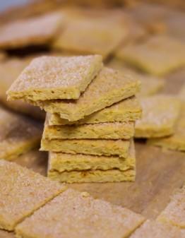 Mad Creations Salt n Vinegar Keto Crackers