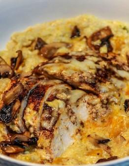 Mad Creations Creamy Za'atar Chicken #grainfree #ketogenicdiet #glutenfree #deliciousdinners #easymeals