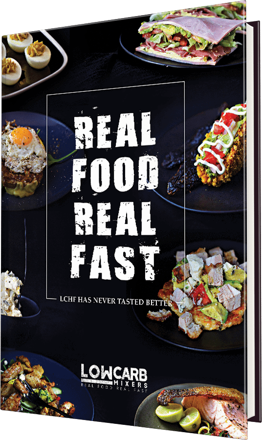 Real Food Real Fast book cover