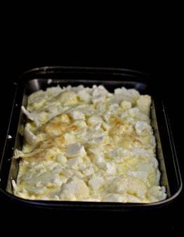 Mad Creations Keto Cauliflower Dauphnoise