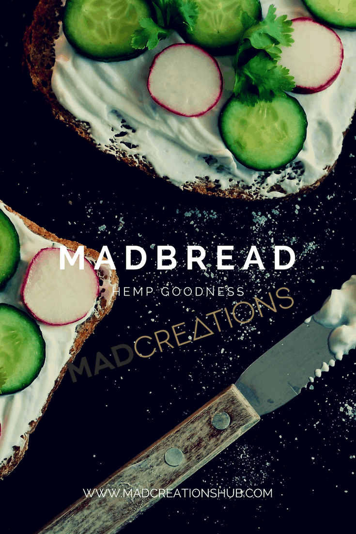 Mad Creations Seedy Bread