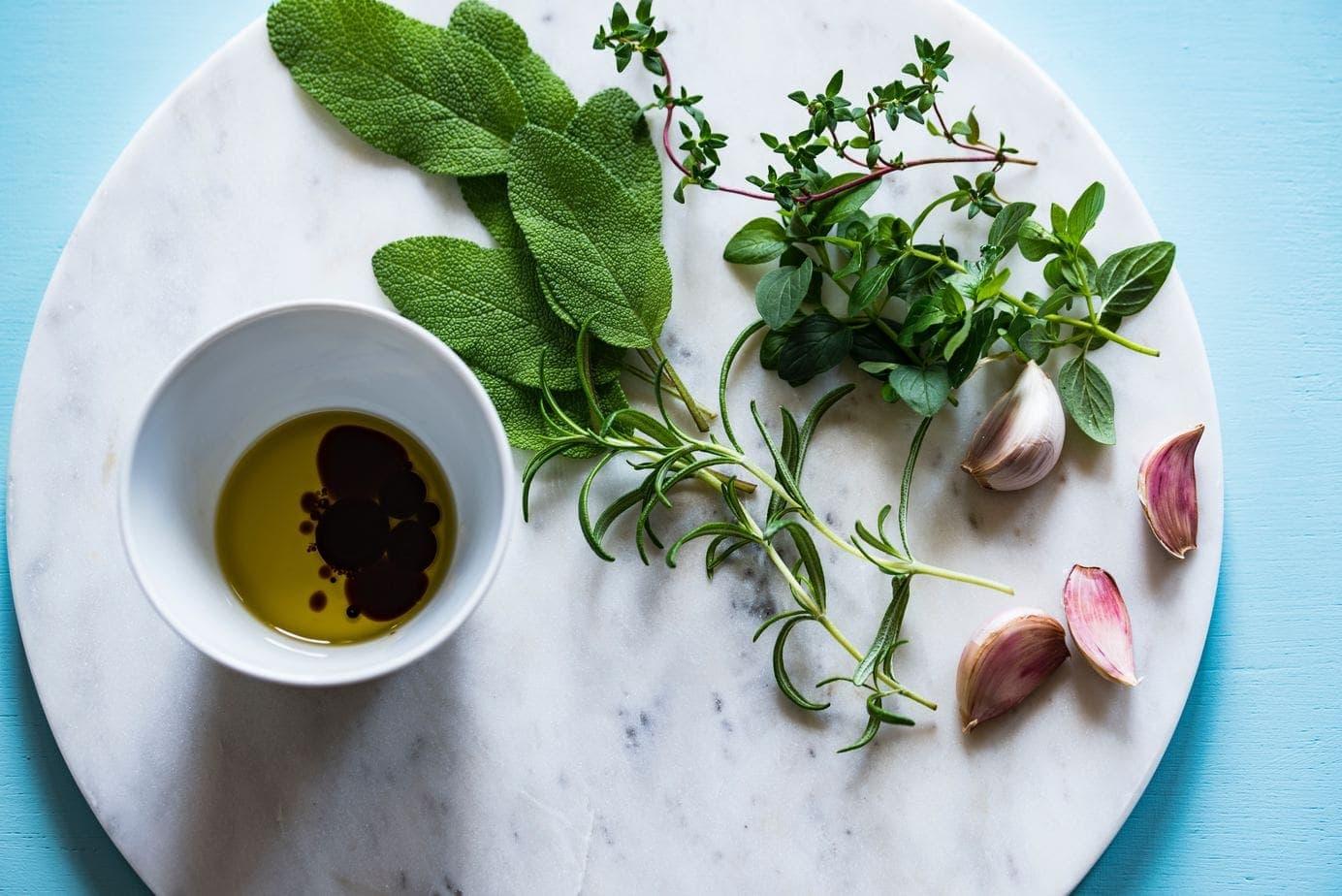 Mad Creations Garlic and Lemon Marinade