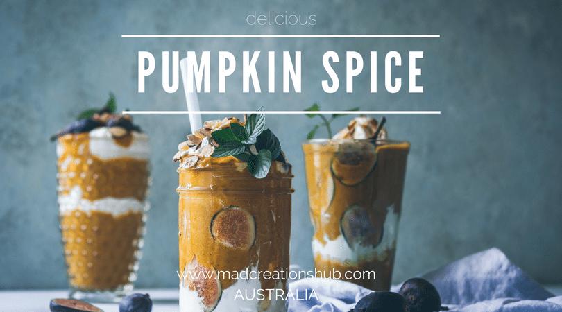 Mad Creations Pumpkin Spice