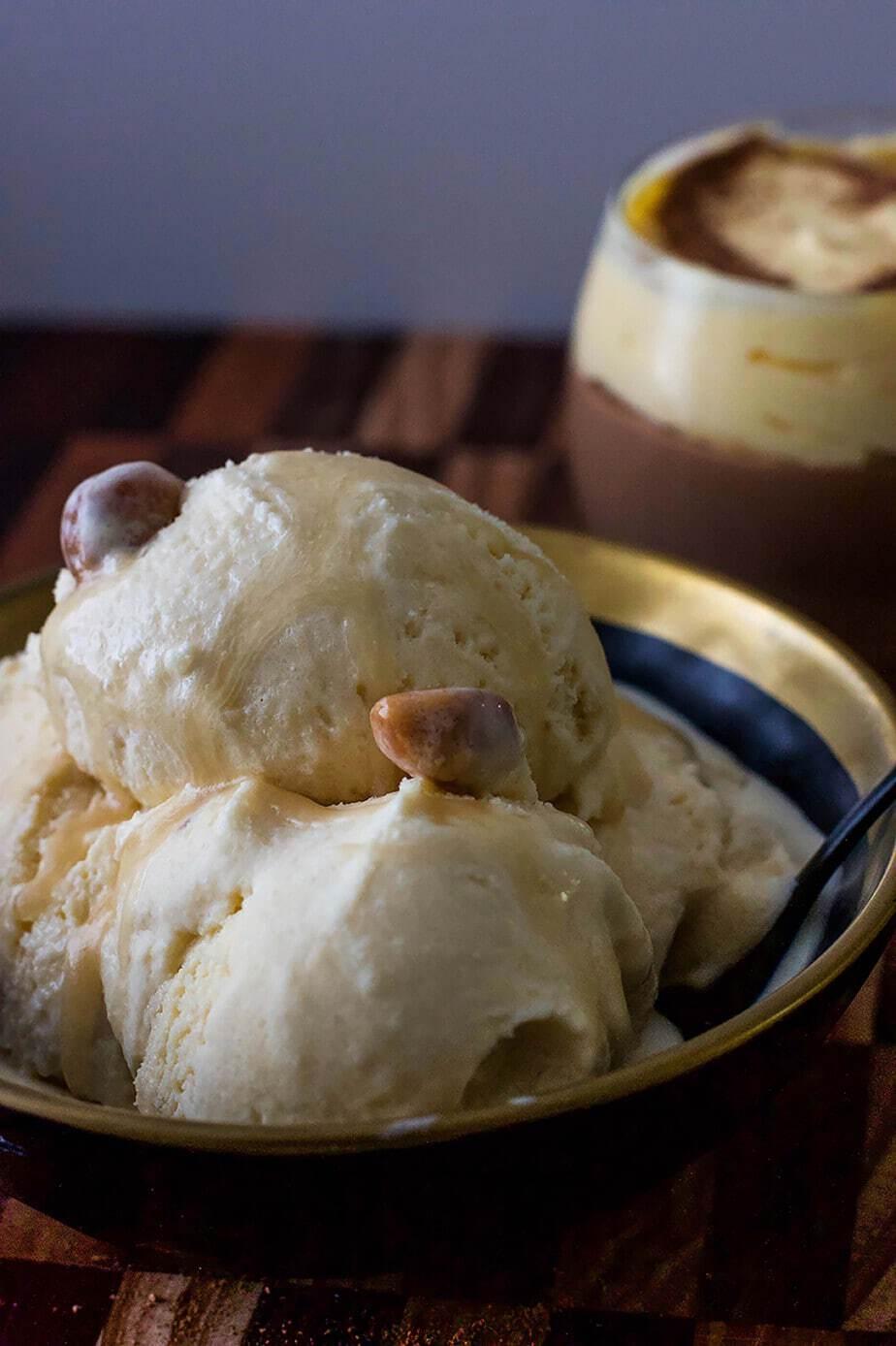 Mad Creations Lush Keto Macadamia Ice Cream