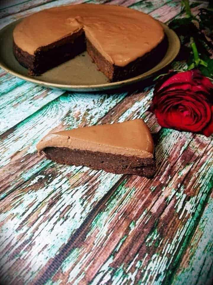 Mad Creations Easy Keto Chocolate Mousse Cake