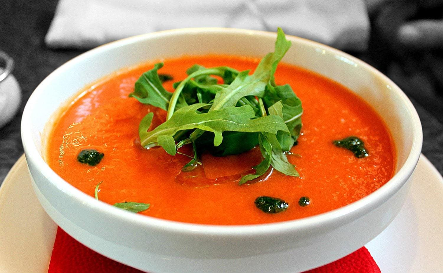 Mad Creations Tomato and Egg Soup