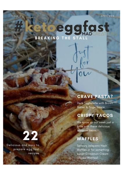 Egg Fast Book