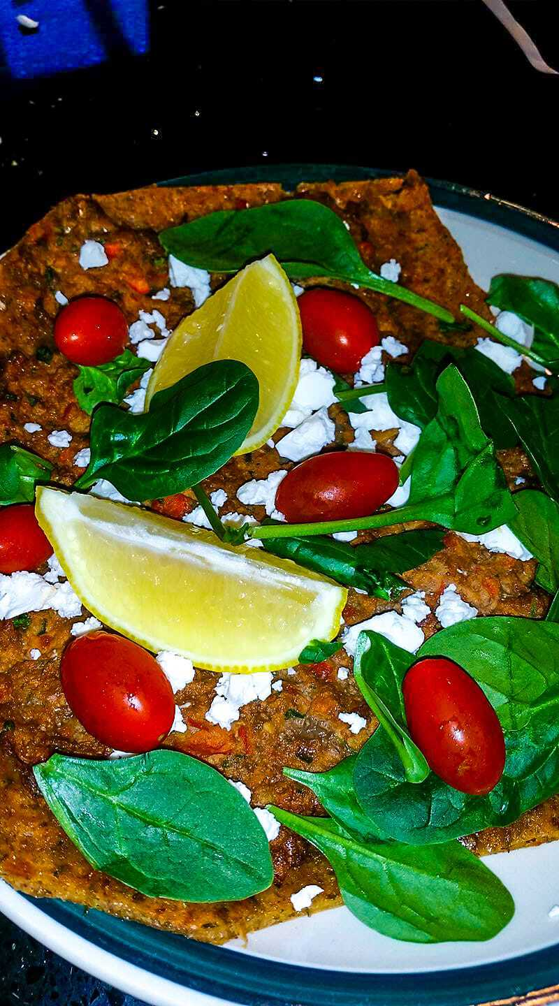 Mad Creations Keto Lahmacun