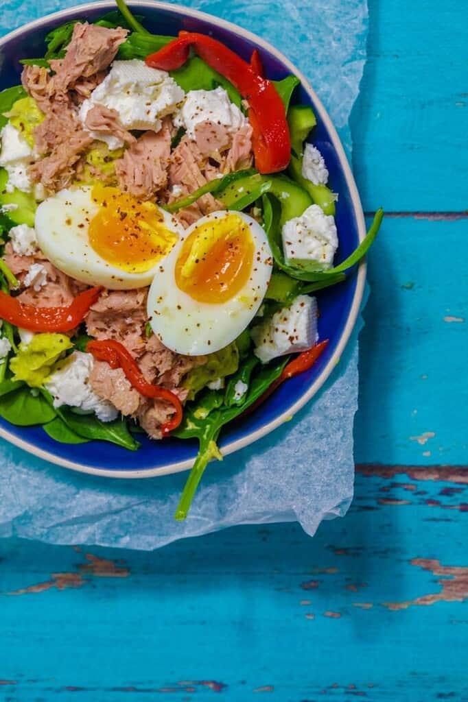 Mad Creations Healthy Tuna salad #ketodiet