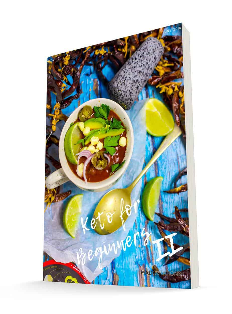 Mad Creations Keto for Beginners Book Vol 2