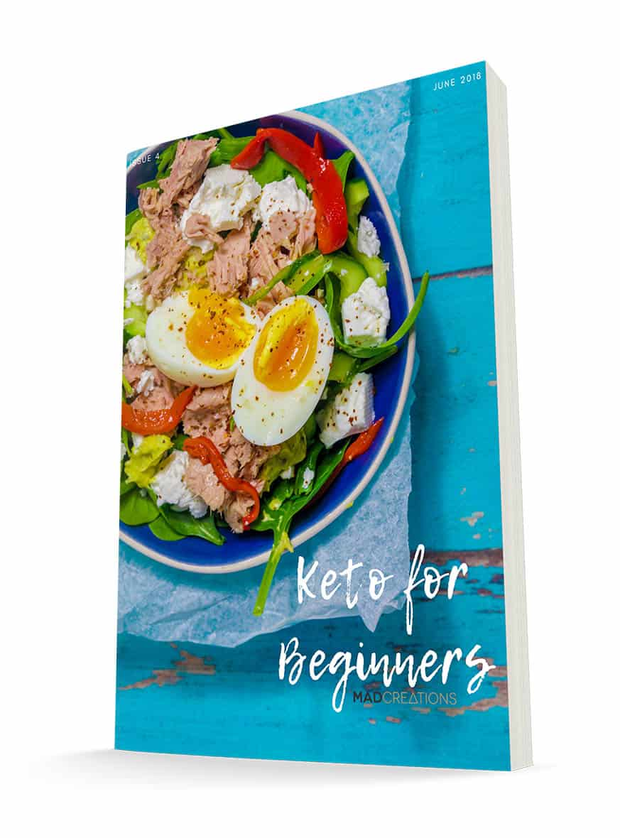 Mad Creations Keto for Beginners eBook