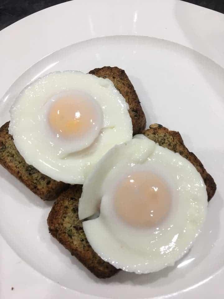 Mad Creations Eggs on Toast