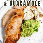 Mad Creations Bacon Chops and Guacamole Pinterest Banner