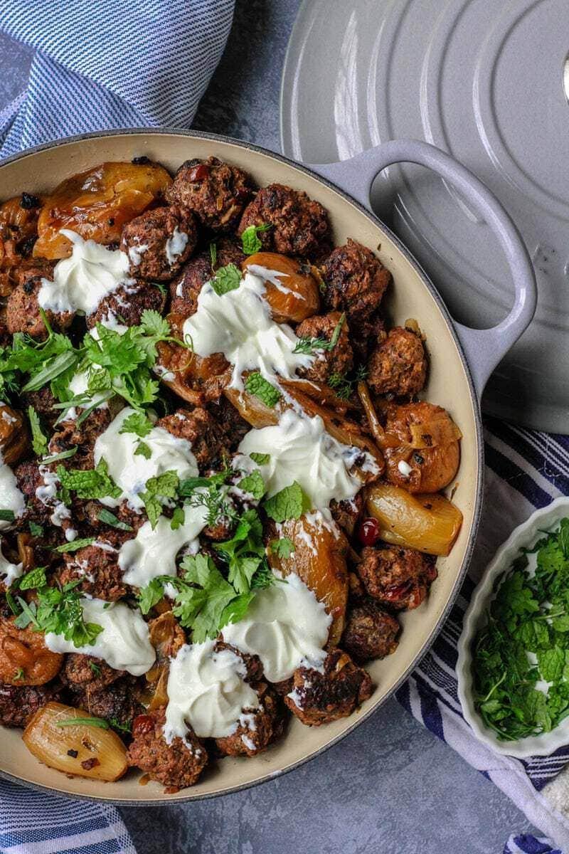 Mad Creations Keto Kafta Lebanese Lamb Kebabs #Lebanesefood #ketodiet