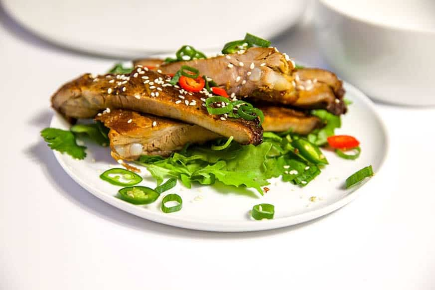 Sugar Free Pork Ribs