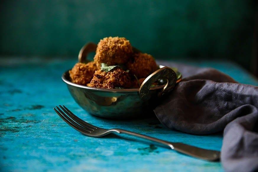 Mad Creations Garlic Chicken Pakora #glutenfree #grainfree