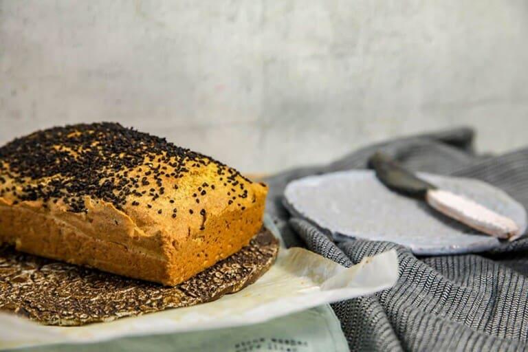 Mad Creations Best Keto Bread Recipe #ketobar #ketodiet #proteinbar #glutenfree_