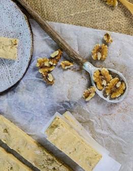 Mad Creations Walnut Cinnamon Bun Keto Protein Bars