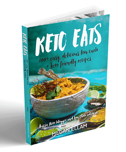 Mad Creations Keto Cookbook Collection Keto Eats Cookbook