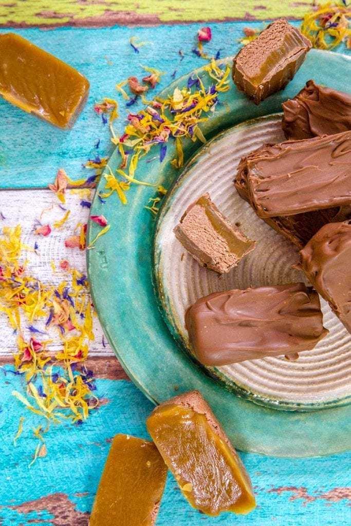 Mad Creations Chocolate Caramel Nougat