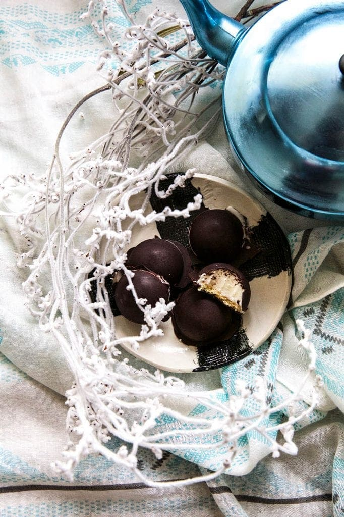 Mad Creations Choc Mint Biscuit #ketobiscuit #sugarfreebaking
