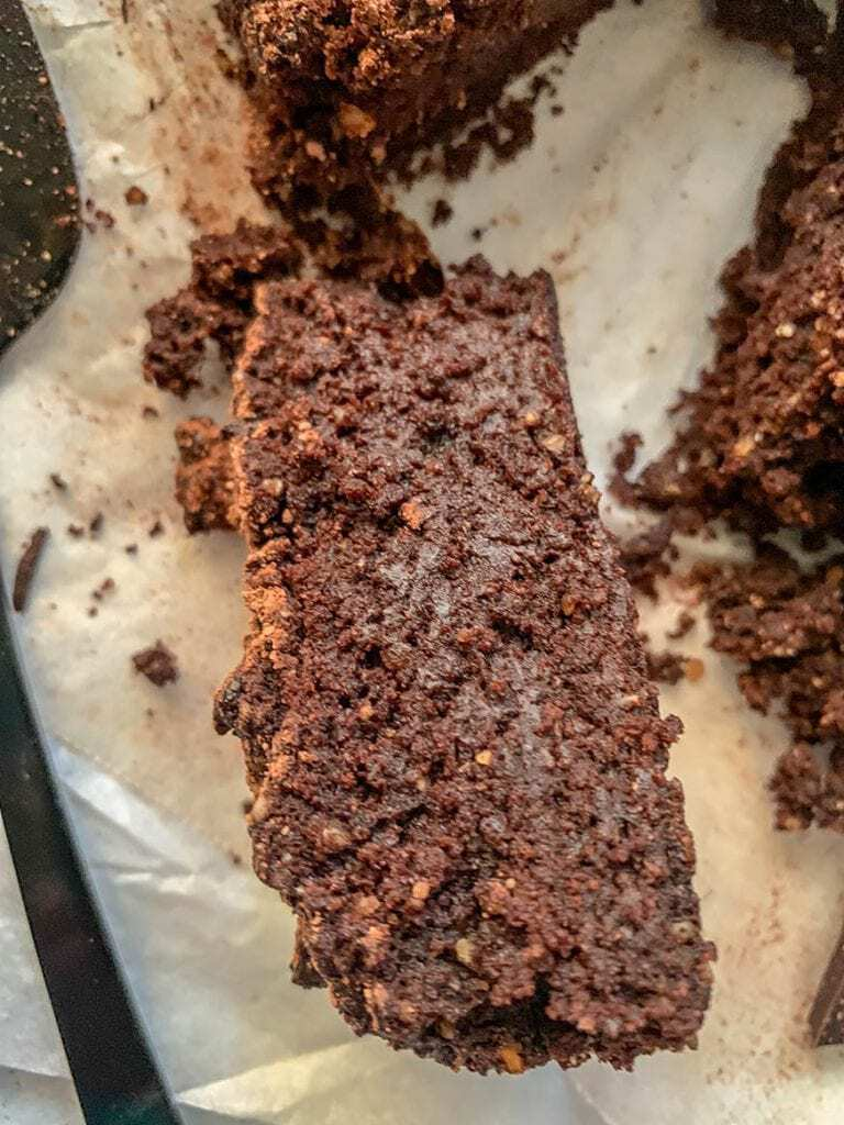 Mad Creations Paleo-Keto Flourless Chocolate Cake #sugarfree #glutenfree