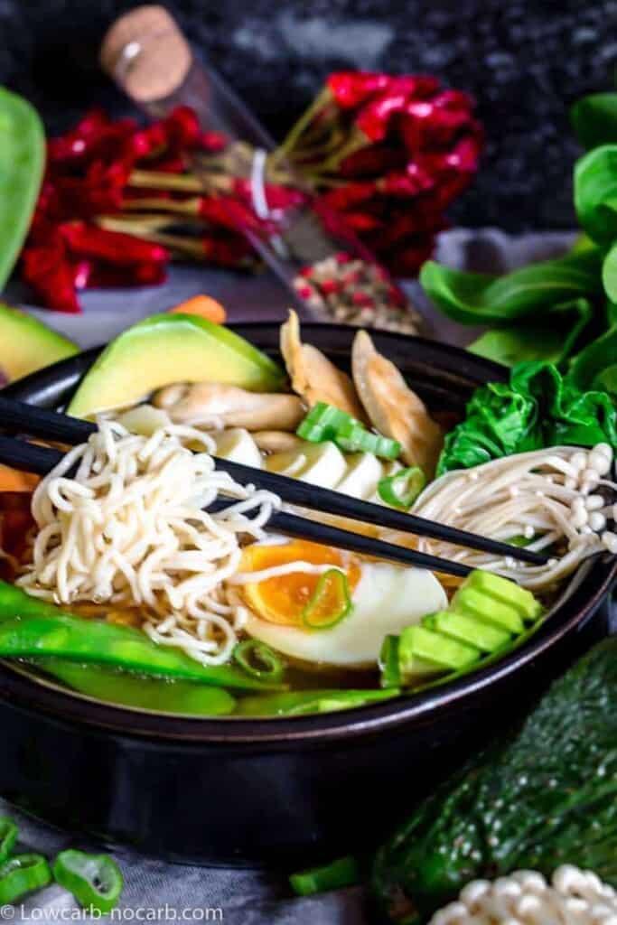 better than take out Asian keto recipes