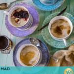 porridge recipe in tea cups