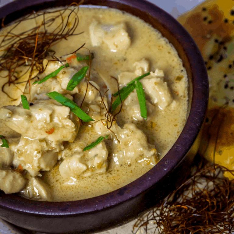 Keto Panang Curry Chicken