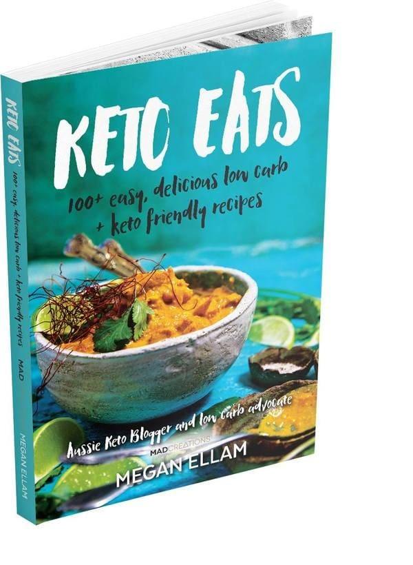 Keto Eats Book Cover