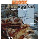 egg fast ebook cover pinterest banner