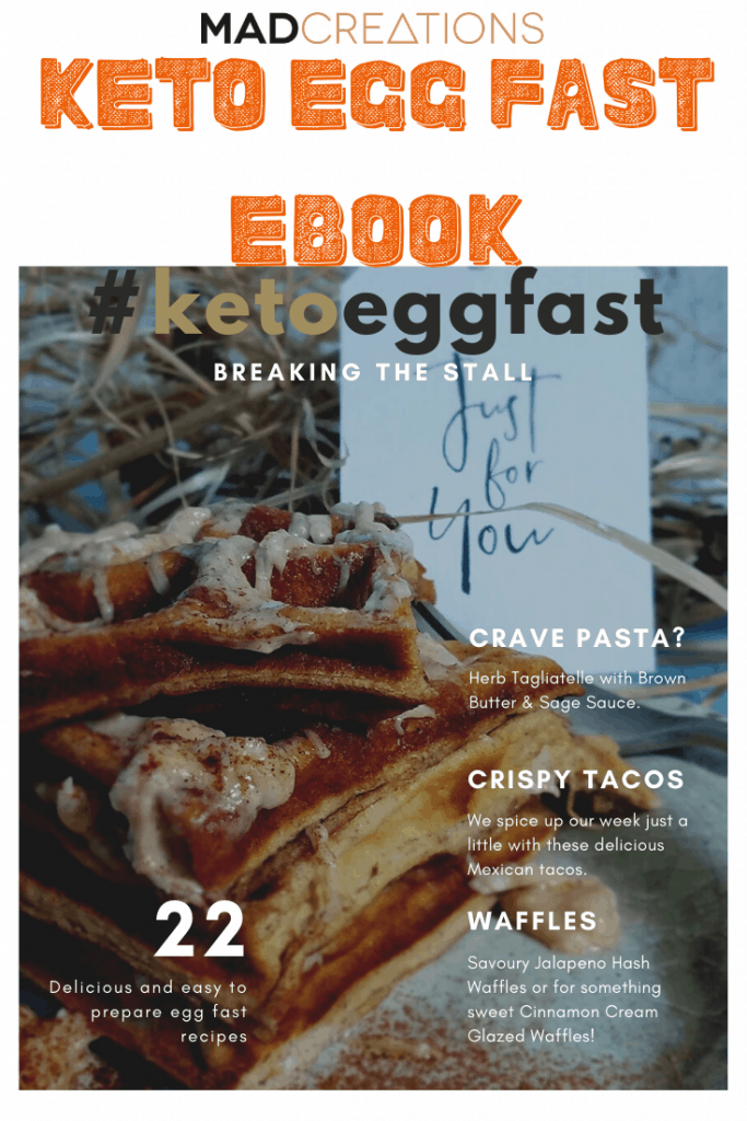 egg fast ebook cover pinterest banner