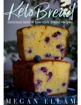 Keto Breads eBook Cover