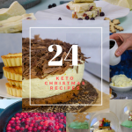 BANNER WITH MULTIPLE IMAGES OF KETO DESSERTS