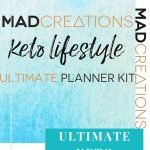 Ultimate Keto Lifestyle Planners Kit cover