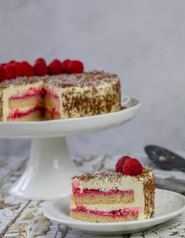 Keto Juniors Cheesecake cheesecake on a plate