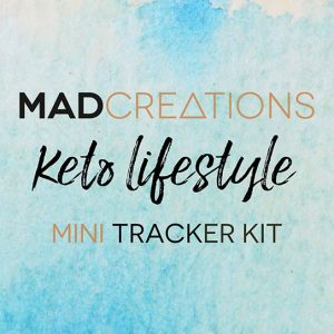 Mini Keto Lifestyle Planner Kit cover