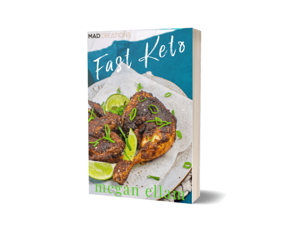 Fast Keto Meal Plan eBook cover
