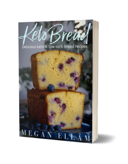 Keto Breads eBook cover