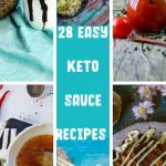 28 easy keto sauce recipes by the worlds best banner