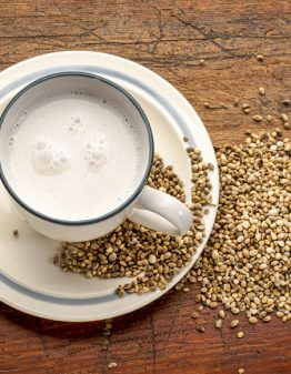 cup of hemp mylk