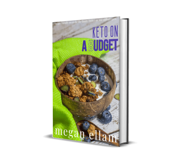 Keto on a Budget eBook cover