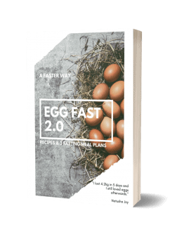 Egg Fast eBook cover