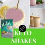 Keto Shakes eBook Pinterest banner