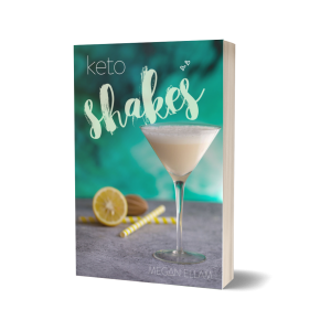 Keto Shakes eBook Cover